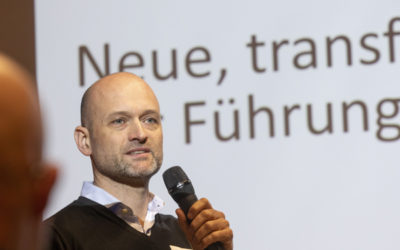 Vortrag zur Transformation von Autorität