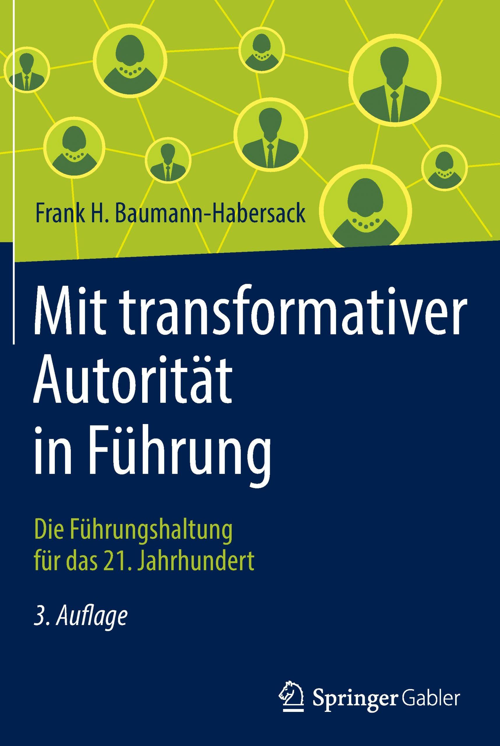 Cover Mit transformativer Autorität in Führung